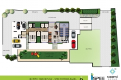 Ground Floor Plan - Amenity, Parel Revised